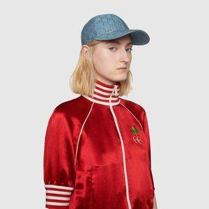 BRAND NEW Gucci denim cap! Gorgeous